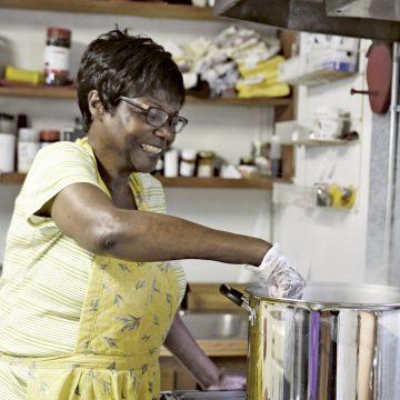 Soup kitchen expands services