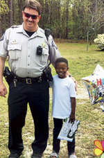 Letter: Deputies brought smile to birthday boy