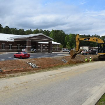 County building projects still in the works