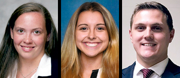 Three SandHoke grads share this—they're now lawyers