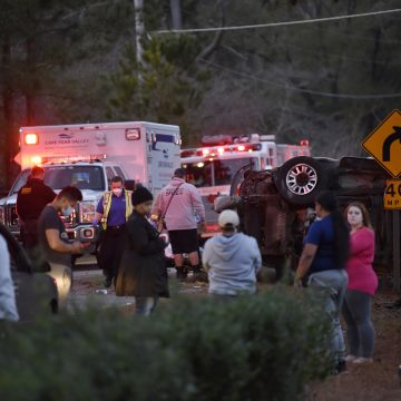 Accident in East Hoke kills one, others injured