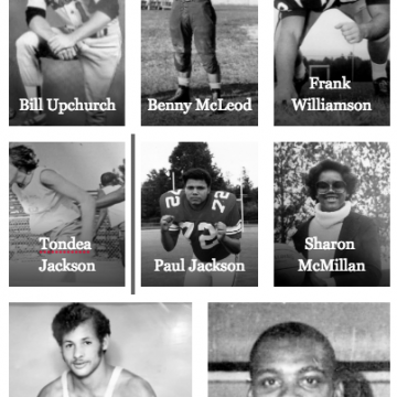 Hoke High Hall of Fame inducts standout athletes