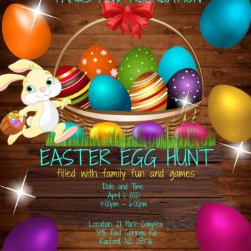 Parks and Recreation hosting Easter egg hunt, Autism Walk