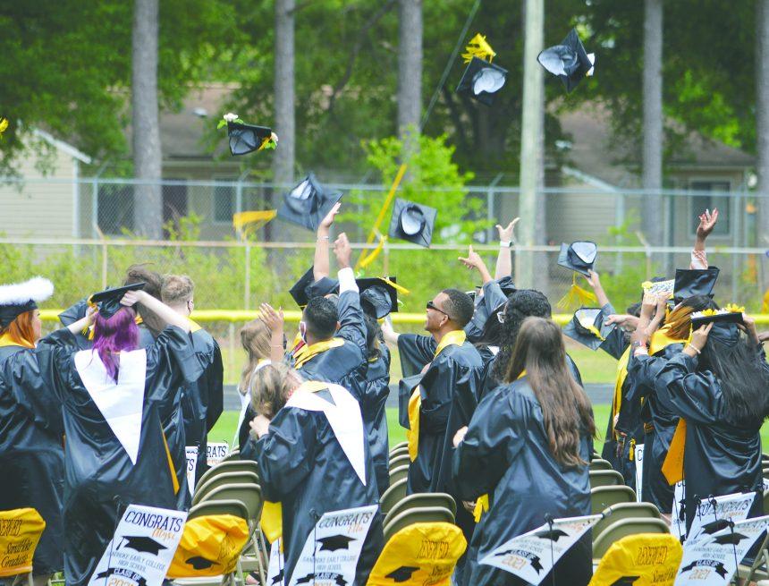 SandHoke Class of 2021 celebrates graduation