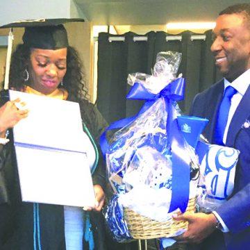 Celebrating local graduates