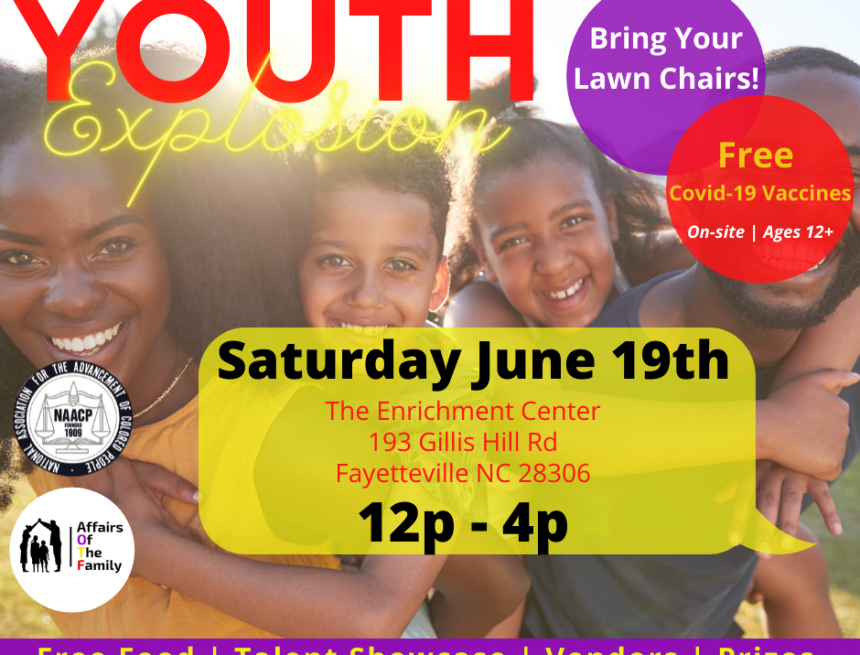 Juneteenth youth talent showcase is Saturday