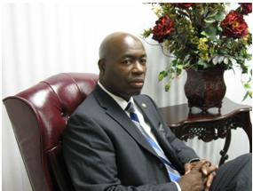 Hoke Sheriff Peterkin earns doctorate