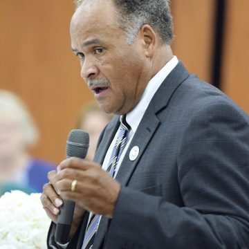 Superintendent of schools leaving for Robeson County