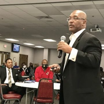 George Floyd Memorial Center proposes tech job training for adults in 'Dynamic Raeford'