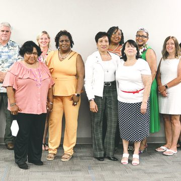 Schools honor 33 retirees from 2020-2021