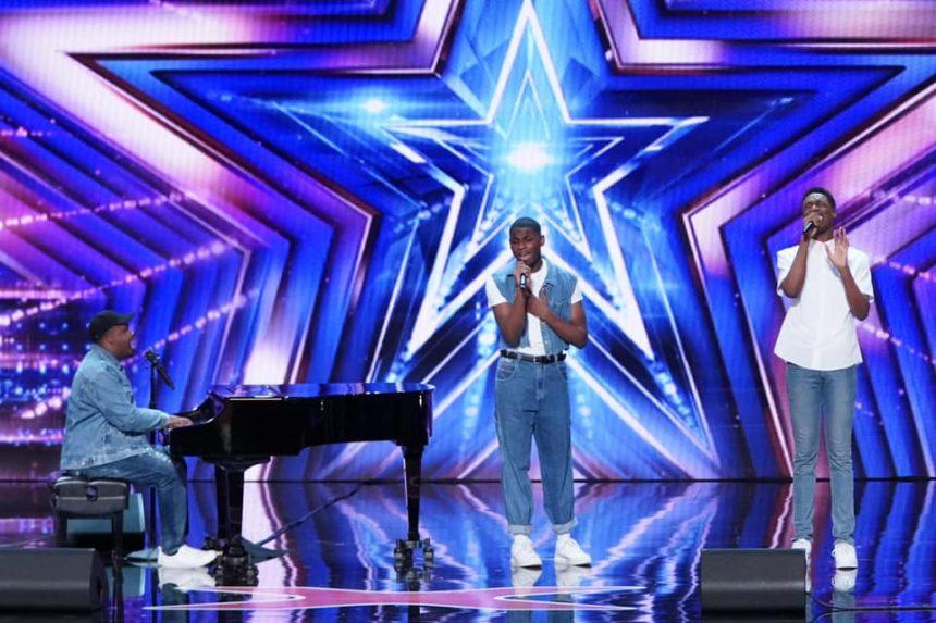Hoke grad appears on America's Got Talent
