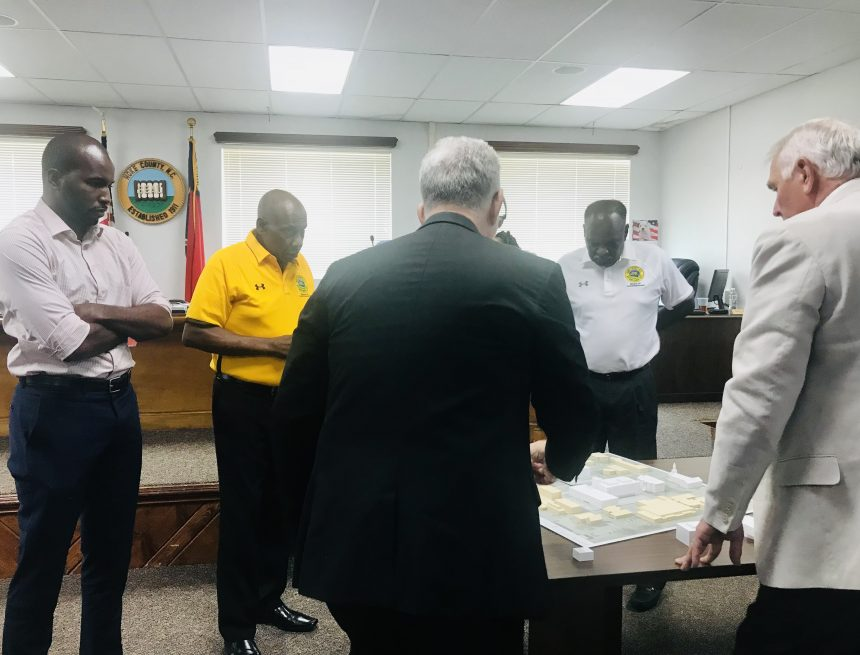 Commission hears courthouse plan proposals