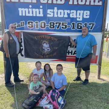 Supply drive helps kids go back to school
