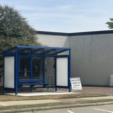 What's THAT?: New bus stops popping up around Hoke County will have HATS service